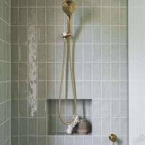 Big Brass Hand Shower