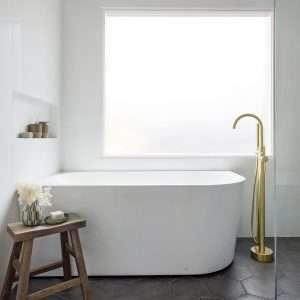 Brass bath Set