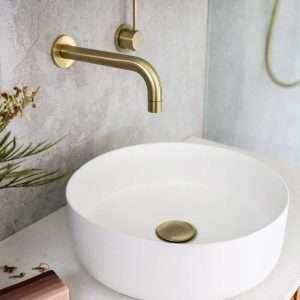 Brass Top Shower Mixer