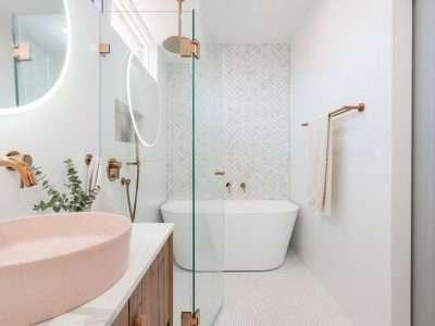back to wall bath tub