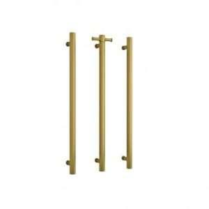 Brass Heated towel Rail